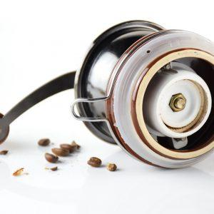 آسیاب قهوه دستی سرامیکی مدل sn-02