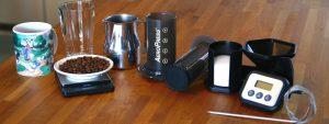 قهوه ساز ایروپرس Aeropress